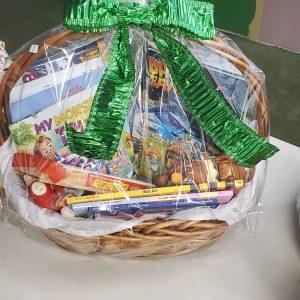 Boy's Basket IV#1