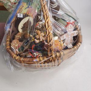 Gingerbread Basket IV#3