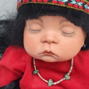 Native American Doll