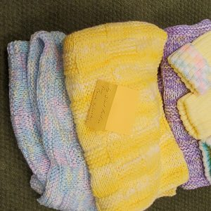 Handmade Knitted Articles