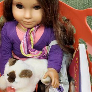 "American Girl Doll ""Marisol"""