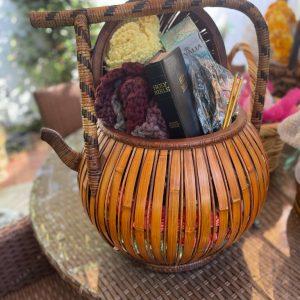 Fall Comfort Basket